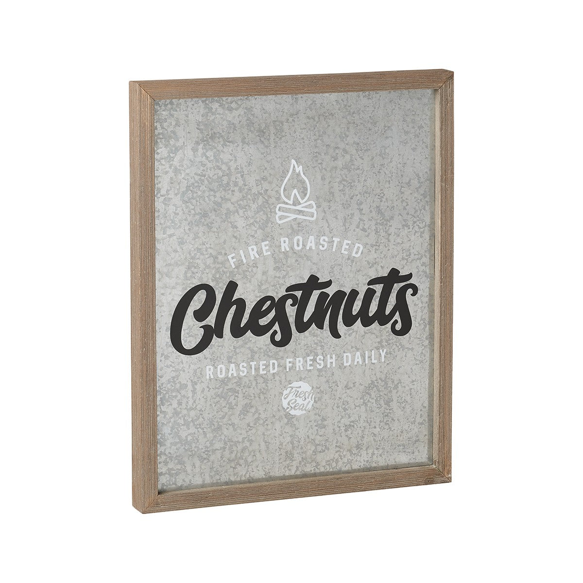 Chestnuts Barn Box Sign - Tickled Pink Boutique Mitchell