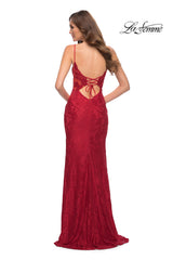 29694 Prom Dress Red