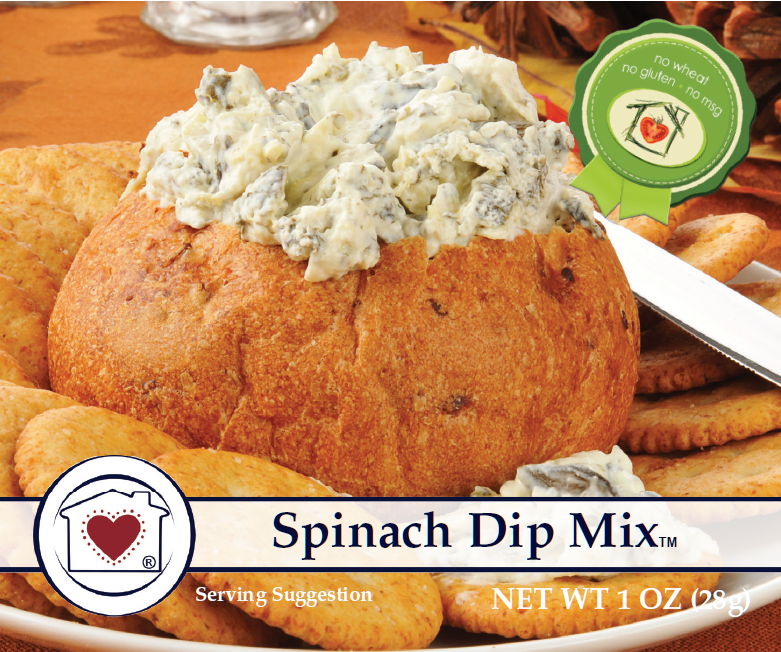Spinach Dip - Tickled Pink Boutique Mitchell