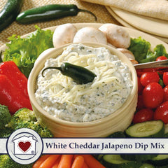 White Cheddar Jalapeño Dip - Tickled Pink Boutique Mitchell