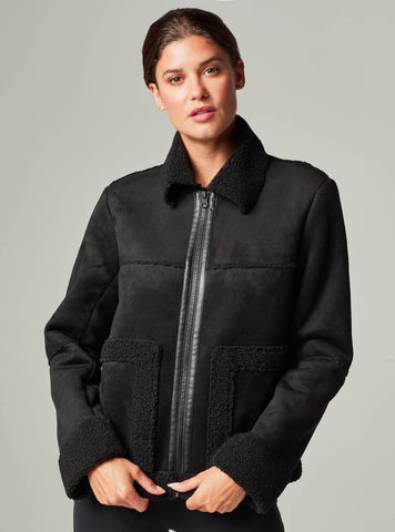 Sherpa Zip Up Moto