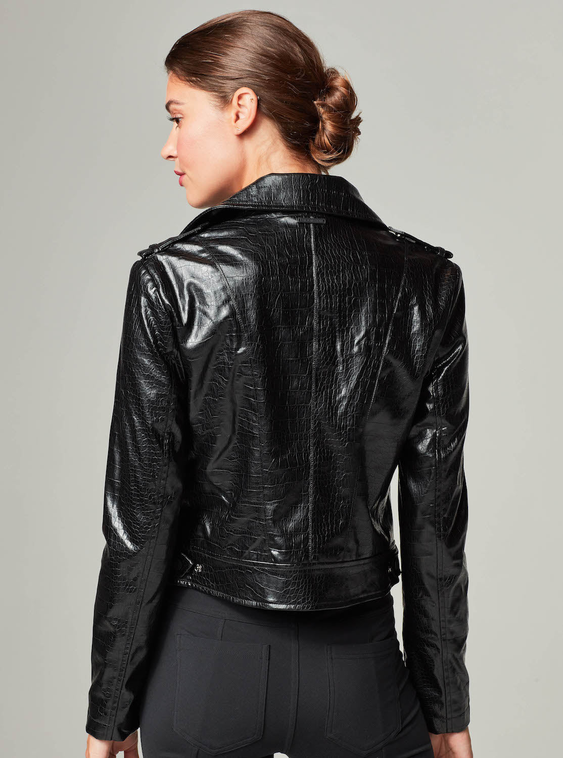 Eco Infused City Moto Jacket