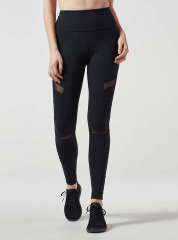 HIGH RISE PINTUCK LEGGING  |  30% off BYE SUMMER SALE