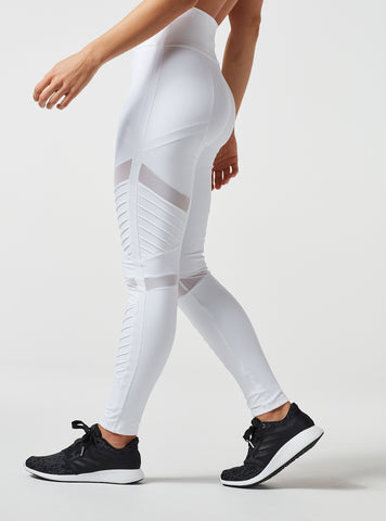 HIGH RISE PINTUCK LEGGING
