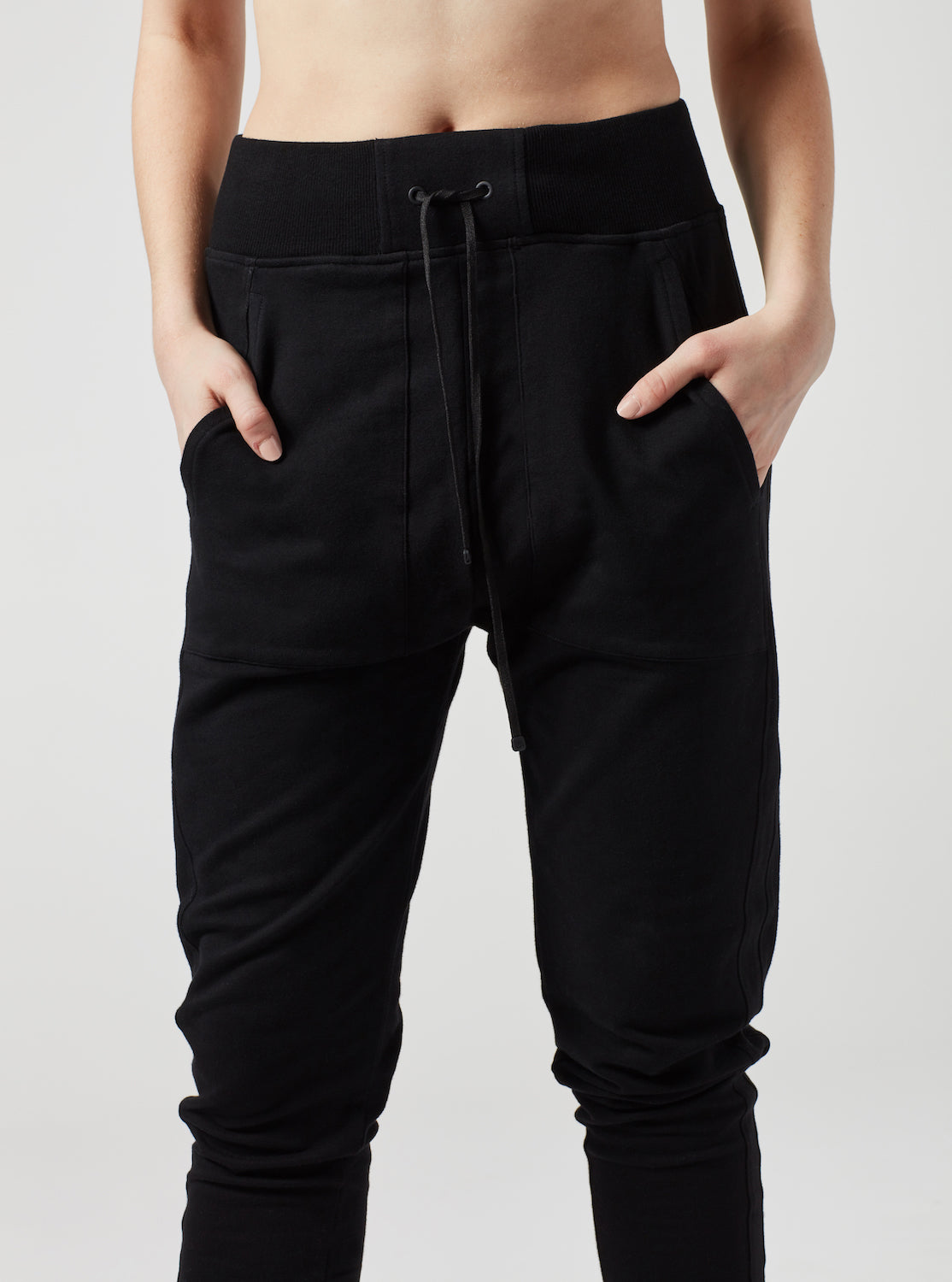 FUJI DROP CROTCH PANT  |  30% off BYE SUMMER SALE