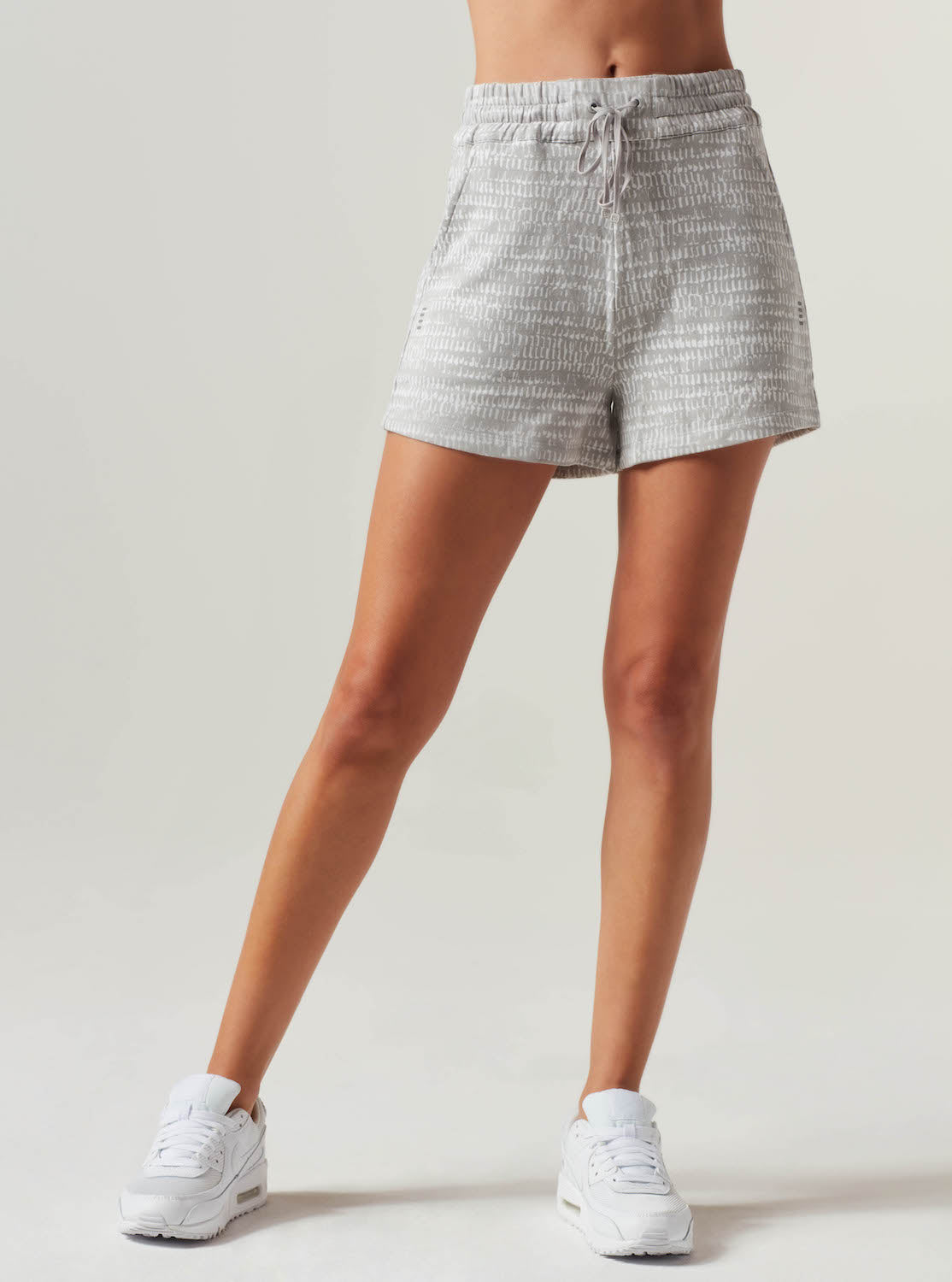 Luxe Fleece Lounge Short