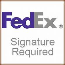 "Add ""Signature Required"" to FedEx Shipment"