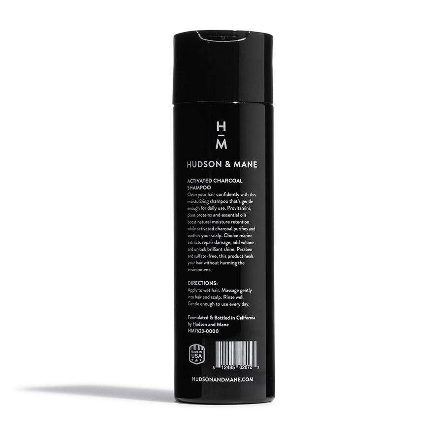 Activated Charcoal Shampoo