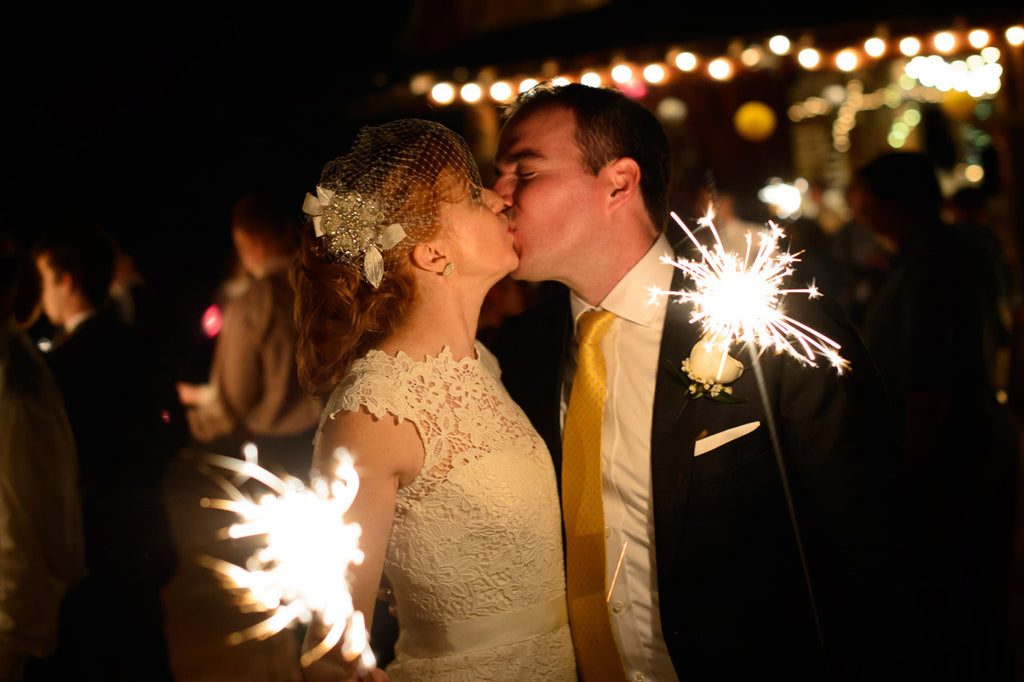 Are Sparklers really smokeless?
