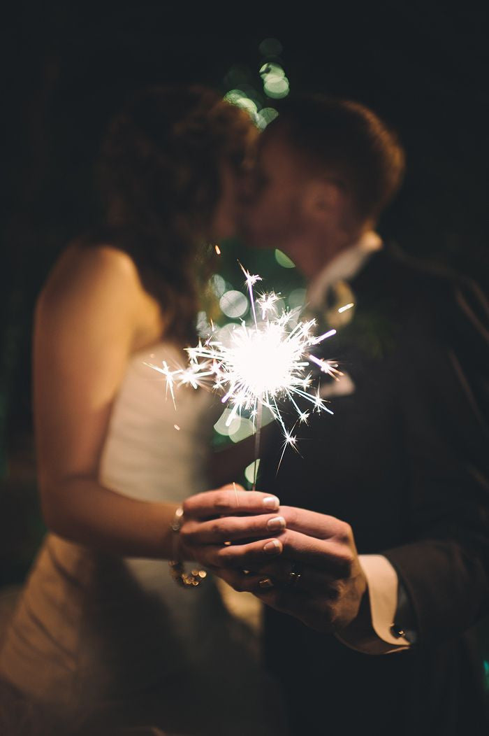Wedding Sparkler Sample Package