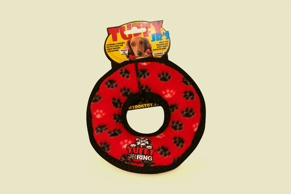 Tuffy's Junior Ring Tough Toy