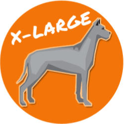 X-Large Size Dog Breed