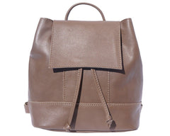Florence Leather Backpack Carolina In Soft Cow Leather 2002