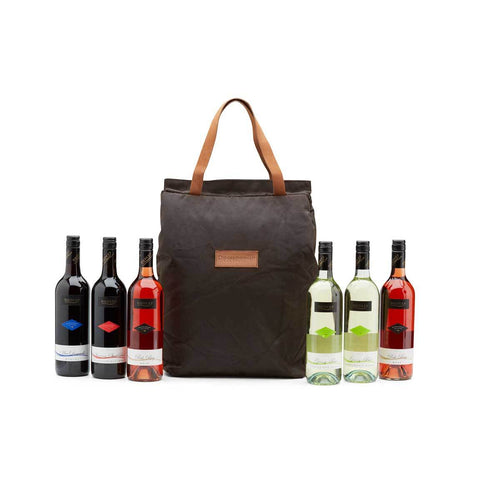 The Australian Cooler Bag - 6 Bottles Size