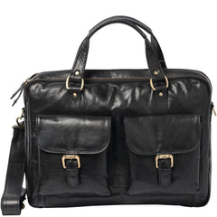 Cobb & Co Mini Soho Leather Briefcase LT58626