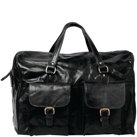 Cobb & Co Soho Leather Overnight Duffle Bag LT58627
