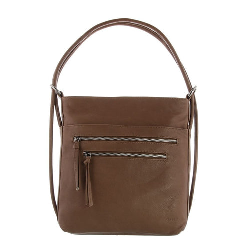 Gabee Dora Leather  2 in 1 Convertible Bag - LW61602