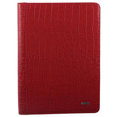 Morrissey Croc Embossed Italian Leather Compendium - MO2609