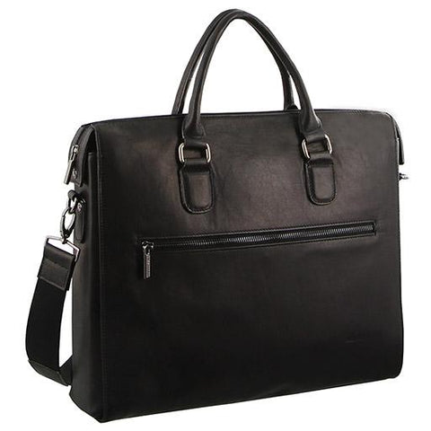 Morrissey Italian Leather Men's Business Laptop Bag - MO2659