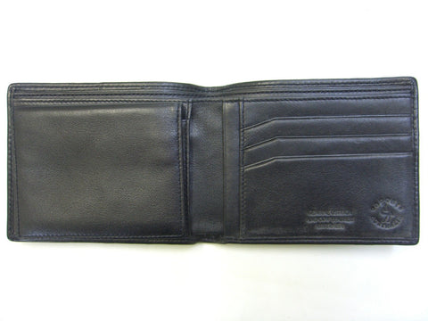 Adori Ostrich & Cow Leather Mens Wallet - Executive Leather