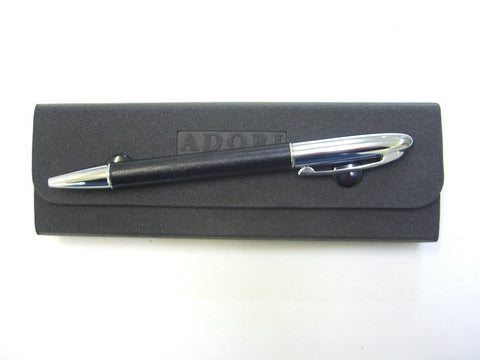 Adori Genuine Kangaroo Leather Covered Pen - Executive Leather
