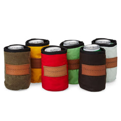 Stockman's Stubbie Holder 6 Pack (Mixed Colours)