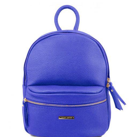TL Soft leather backpack for women TL141532