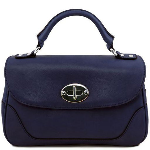 Neoclassic Lady Leather Duffel Bag TL141227
