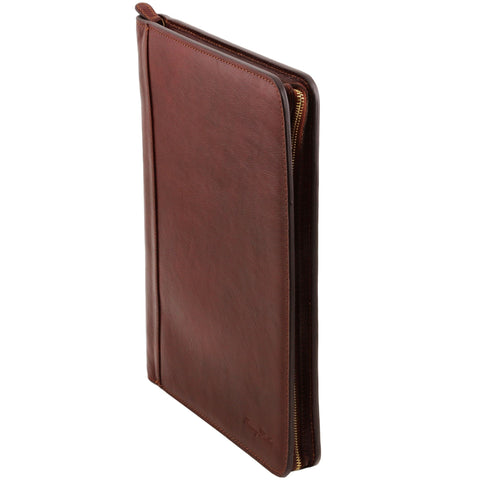 OTTAVIO Leather Document Case TL141294 - Executive Leather