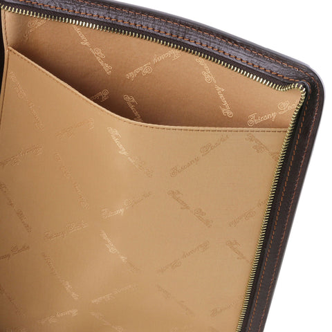 COSTANZO Exclusive Leather Portfolio TL141295 - Executive Leather