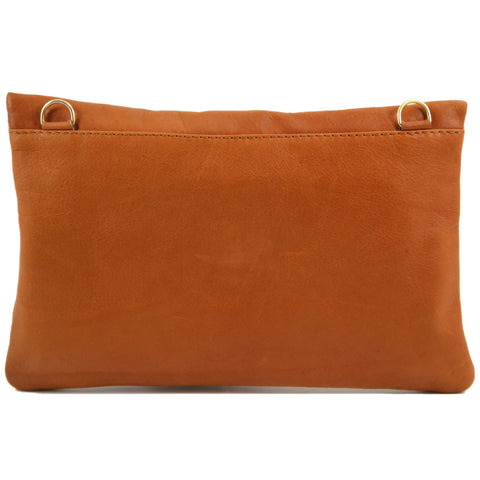 TL Audrey Leather Clutch TL141359 - Executive Leather
