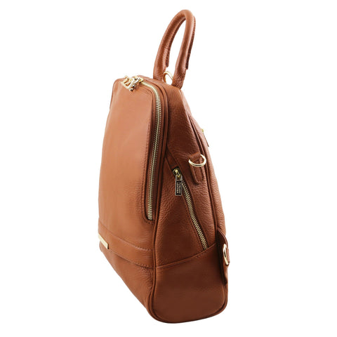 TL Bag Soft leather backpack for women TL141376 - Executive Leather