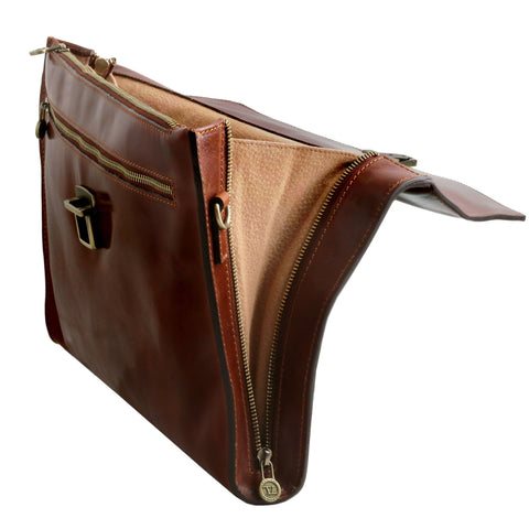 Tuscany Leather Document Leather Cases TL141385 - Executive Leather