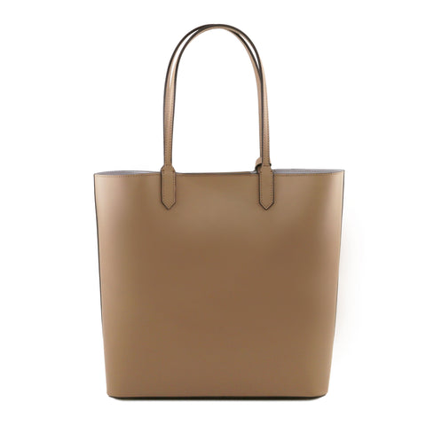 Dafne Ruga Leather Shopping Bag TL141439