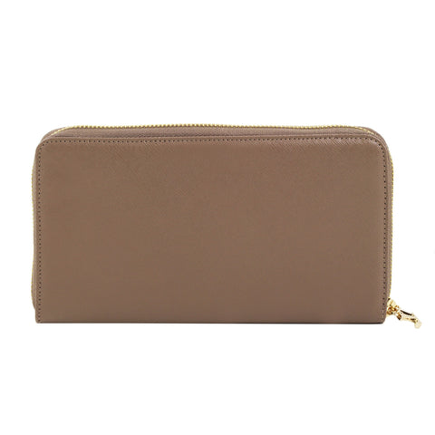 Exclusive Saffiano leather wallet/travel document case for woman TL141488 - Executive Leather