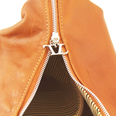 TL Yvette Leather Hobo Bag For Women TL140900 - Executive Leather