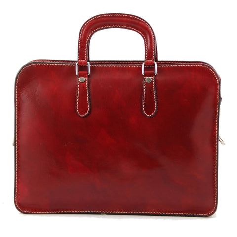 Tuscany Leather Alba Women's Leather briefcase TL140961 - Executive Leather
