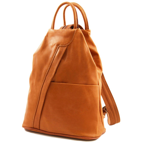 SHANGHAI Leather backpack 140963 - Executive Leather