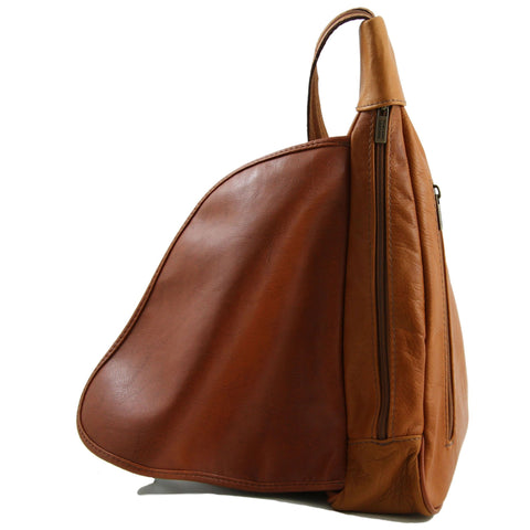 HANOI Leather backpack TL140966 - Executive Leather