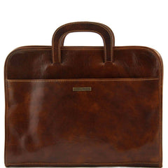 Sorrento Document Leather Briefcase TL141022 - Executive Leather