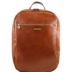 Tuscany Leather Osaka Leather Laptop Backpack TL141308