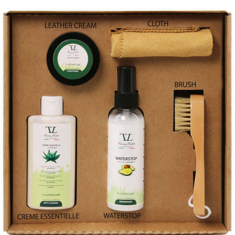 Leather Care Products Complete Set - Executive Leather