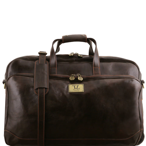 TL Samoa Trolley leather Bag - Large Size TL141453 - Executive Leather