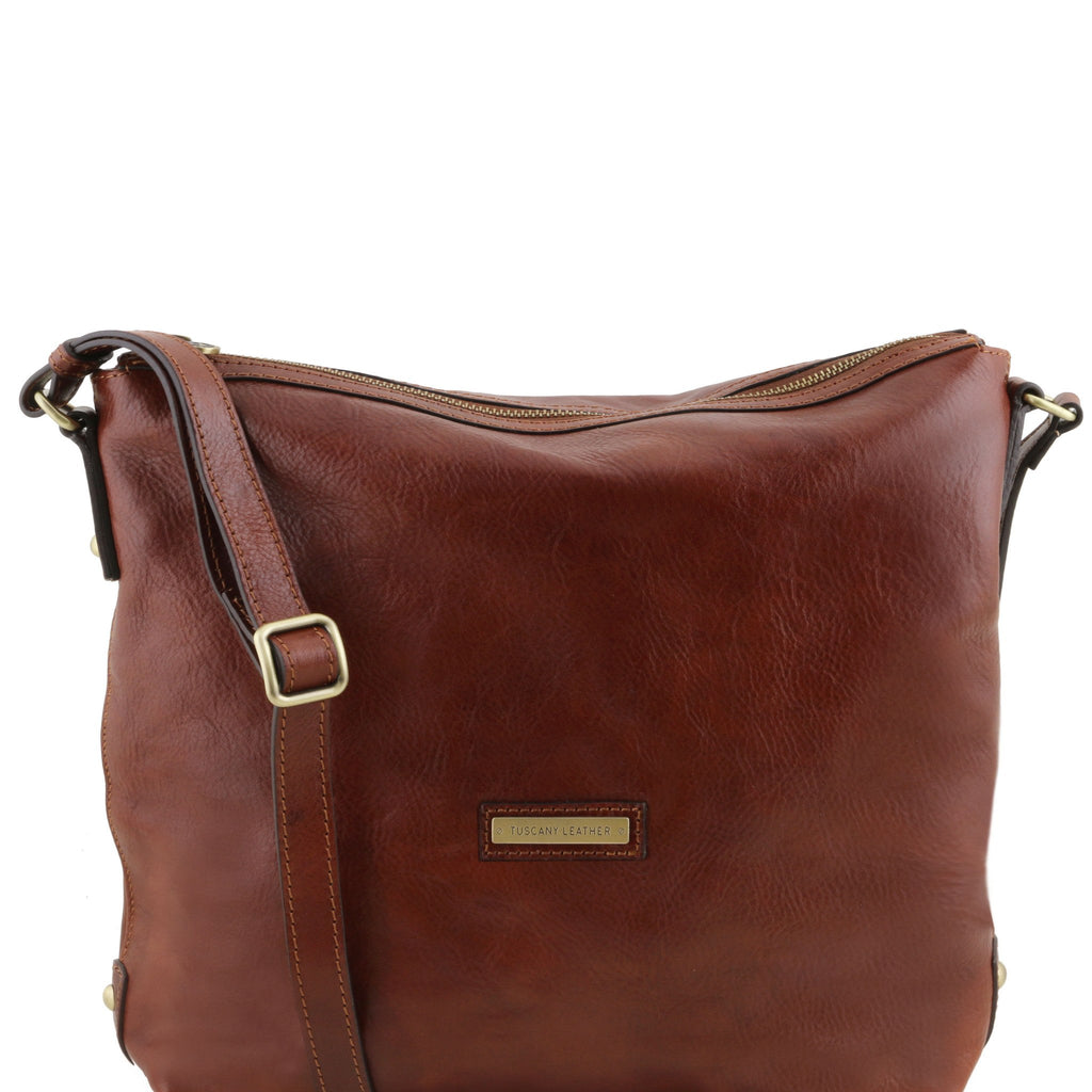 TL Alice Leather Tote For Woman TL141475 - Executive Leather