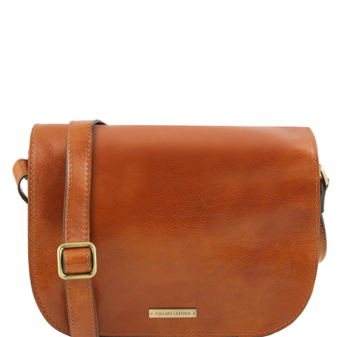 TL Rachele Leather Shoulder Bag For Women TL141482 - Executive Leather