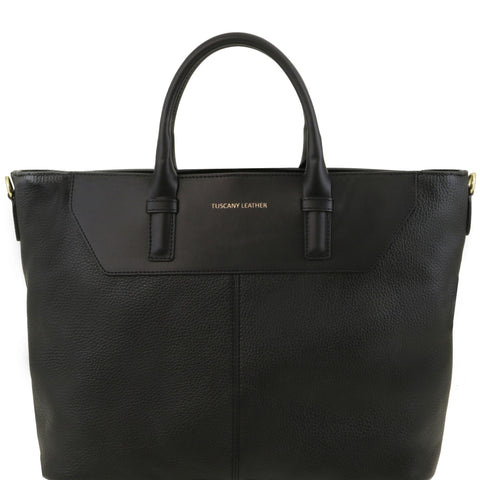 TL Irene Soft Leather Smart Shopping Bag TL141514 - Executive Leather