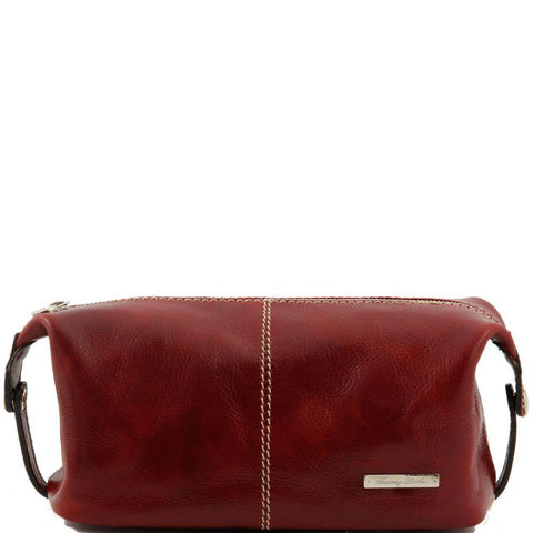Tuscany Leather Roxy Beauty Case in Pelle TL140349 - Executive Leather