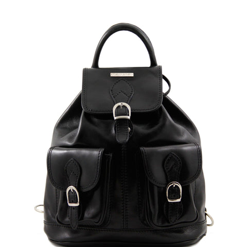 Tuscany Leather Tokyo Leather Backpack TL9035 - Executive Leather