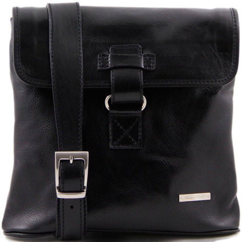 ANDREA Leather Crossbody Bag TL9087 - Executive Leather