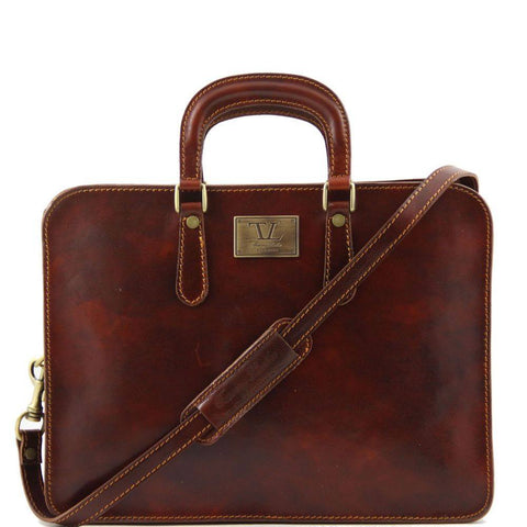 Tuscany Leather Alba Women's Leather briefcase - Executive Leather